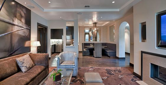 Spend a night of luxury in The Apartment, our fabulous two-bedroom suite!