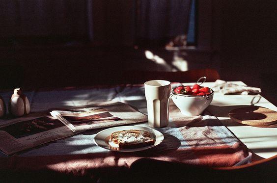 I love mornings © Stephanie Congdon Barnes #morning #sunday