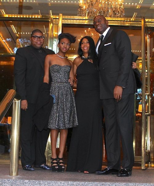 magic johnson grandchildren - photo #4