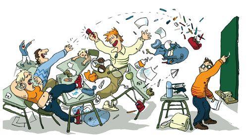 Chaos Classroom
