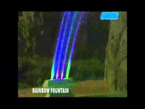 Floating lights and Fountains | Videos- Above ground pool ...