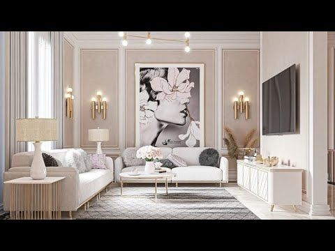 Amazing Beautiful Sofa Designs For Small Living Room Youtube In 2021 Elegant Living Room Decor Decor Home Living Room Pastel Living Room Small living room ideas youtube