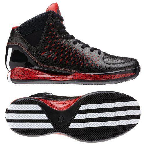 Adidas Shoes Derrick Rose Adidas Rose 3 Men\u0026#39;s Basketball Shoes, \u0026quot;Chicago Bulls Away\u0026quot;