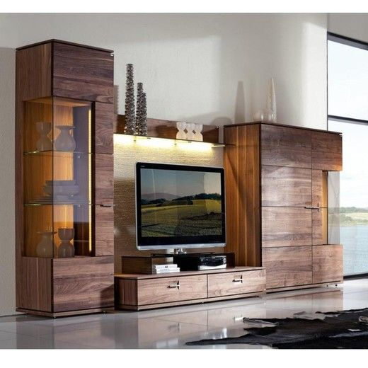 wohnwand iv sch ne lowboards sideboards wohnw nde pinterest. Black Bedroom Furniture Sets. Home Design Ideas