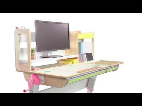 2m2kids Explorer Ergonomic Study Desk And Chair Height Adjustable Learni Kids Desk Chair Desk Kids Study Desk