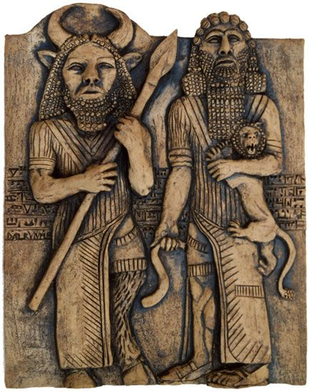 an introduction to the search for everlasting life in gilgamesh Gilgamesh: the search for immortality  gilgamesh's quest for everlasting life begins when his friend enkidu  extraordinary article and an awesome.