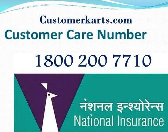 National Insurance Customer Care National Insurance Customer
