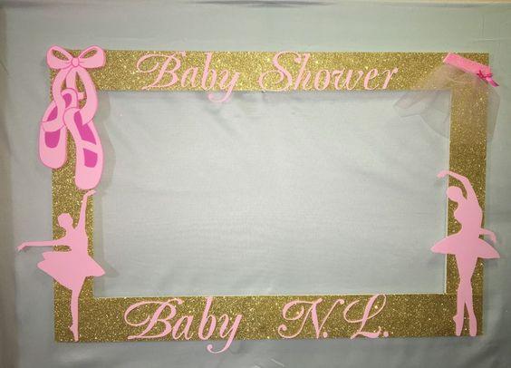 Duchas De Beb Princesa Princesa Real And Baby Shower De Color Rosa On Pinterest