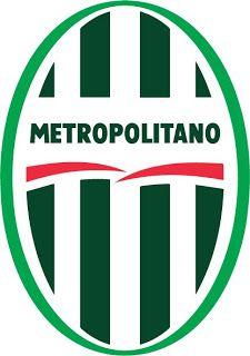 Clube Atletico Metropolitano Metropolitano Escudos De Futebol
