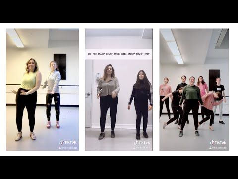 4 More Tap Dance Tiktoks Tik Tok Tap Youtube Tap Dance Dance Choreography