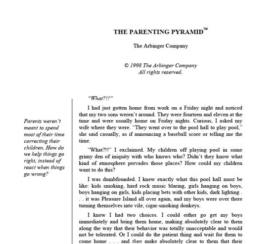 single parenting articles pdf Pen notes: fact sheet #25 parent education network, wyoming state pirc, a project of parents helping parents of wy, inc successful single-parenting.