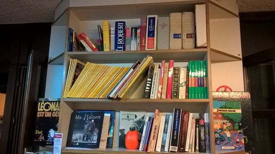 Boite à livres Bouillon