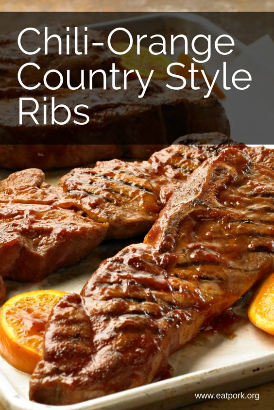 pork | On the Grill | Pinterest | Country Style Ribs, Country Style ...