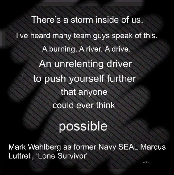 Image Gallery lone survivor quotes