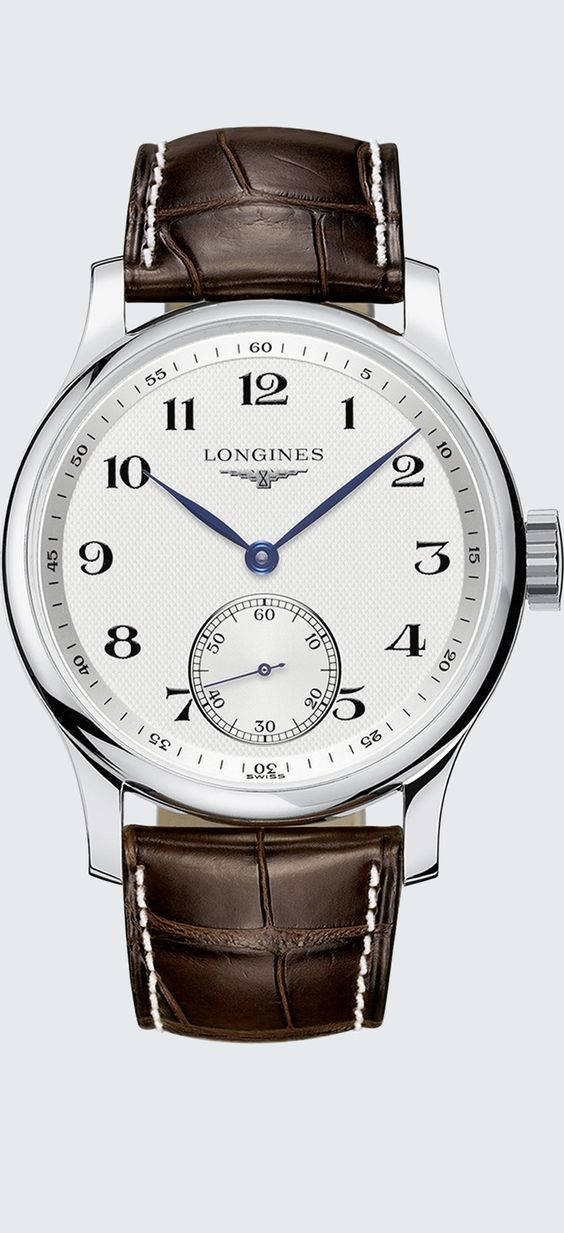 Uhr zoom The Longines Master Collection L2.640.4.78.3