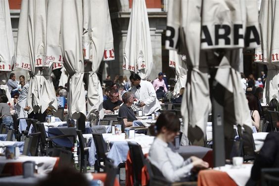 El  75% de las 645 autorizaciones de terrazas tienen abiertos expedientes https://t.co/zd6XX2yIoQ #Madrid