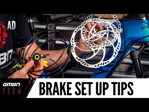 How To Get The Best From Your Brakes Mountain Bike Disc Brake