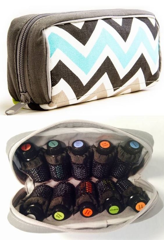 Love these essential oil travel bags!! So cute and great quality. Sturdy enough to hold up to everyday use! click image for info on where to buy