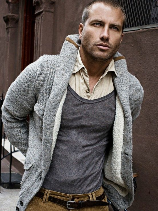 Layers & variations of gray - Mens Fashion #men #mens #fashion ...