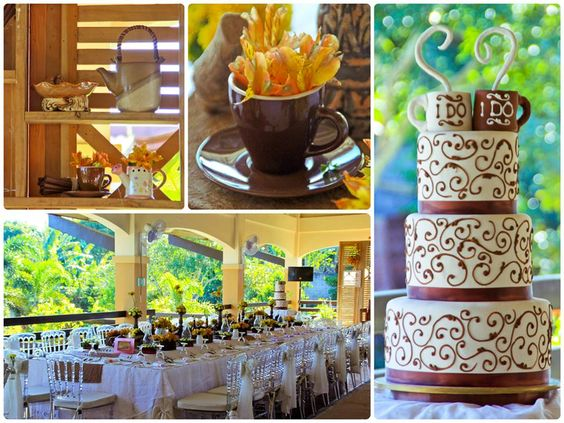 Peter and Leslie's Wedding @ Eufrocina's Events Place - December 27, 2015
