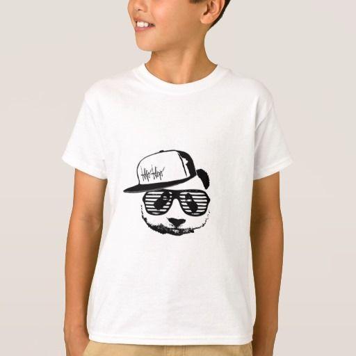 Ghetto panda T-Shirt