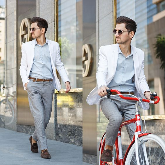 Blog post: http://themysteriousgirl.ro/2015/07/grey-checked-trousers/ Insta: https://instagram.com/adriansunriseinc