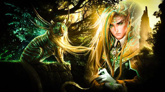 The Gaurdians of the Forest by smonsels on DeviantArt