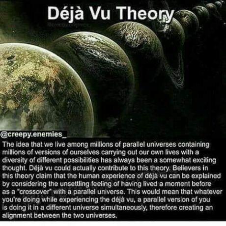 Déjà Vu Theory