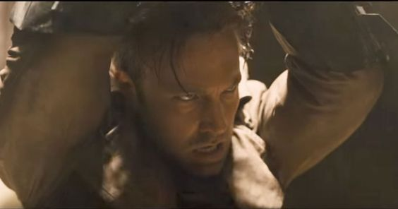 Ben Affleck is unmasked in the new Batman V Superman trailer