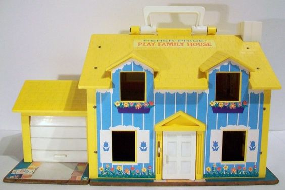 Fisher Price House..is it wrong that I still own mine?