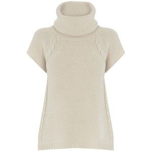 Oasis Cable Jumper, Off White