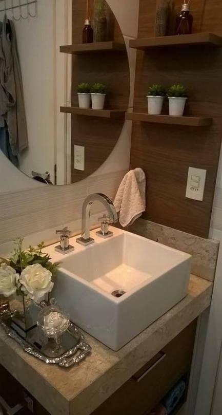 Cute Bathroom Interiors