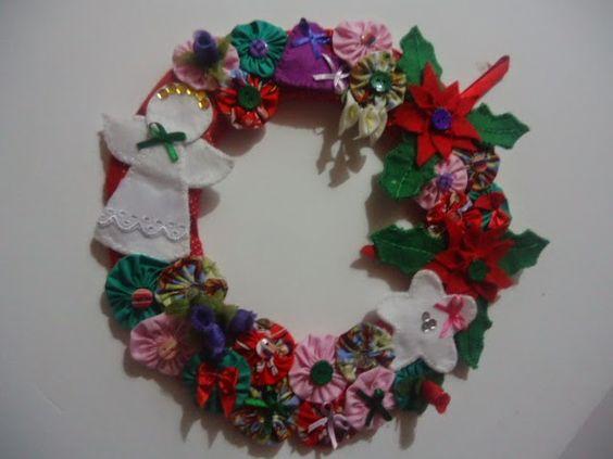 MissFelicidade Lembrancinhas: Guirlandinha bem colorida