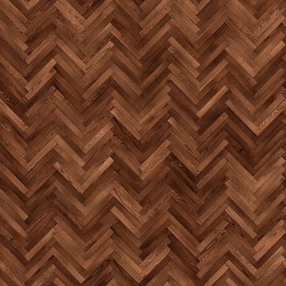 Seamless Wood Flooring Herringbone ART Patterns
