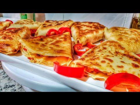 أسهل كريب مالح بدون حليب و بحشوة اكثر من رائعة شهيوات رمضان Youtube Food Cheese Pizza Cheese