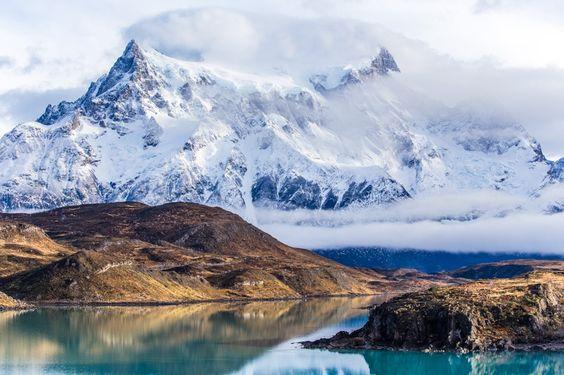[Photoblog 遠征世界的盡頭] 智利(2)人生必去50個地方榜首:百內國家公園