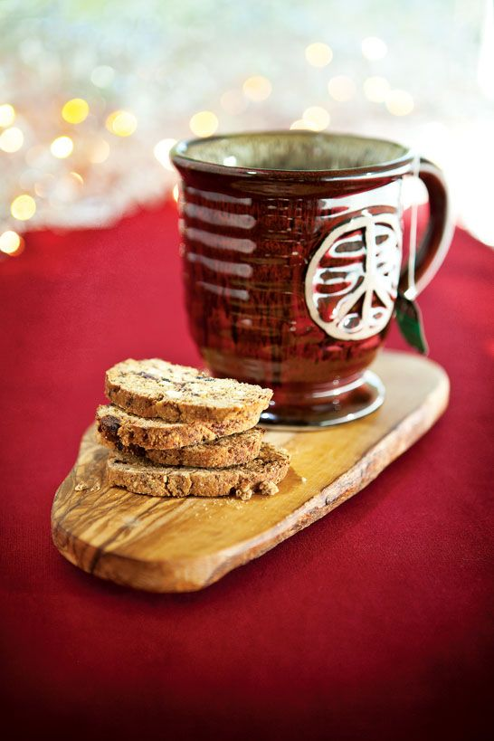 Made without butter but with lots of eggs, nuts, and figs, these Fig & Licorice Biscotti are densely flavourful. alive.com