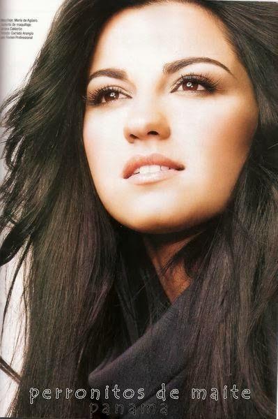 Maite Perroni Pictures for NYX Cosmetics
