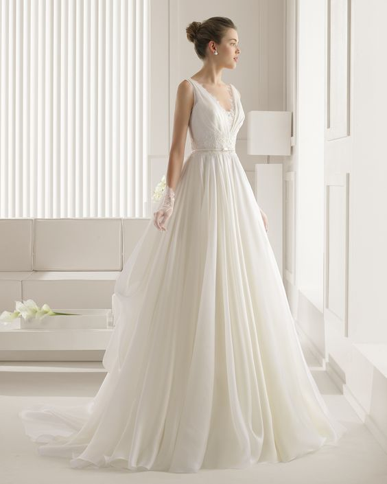 Serbia vestido de novia Rosa Clara