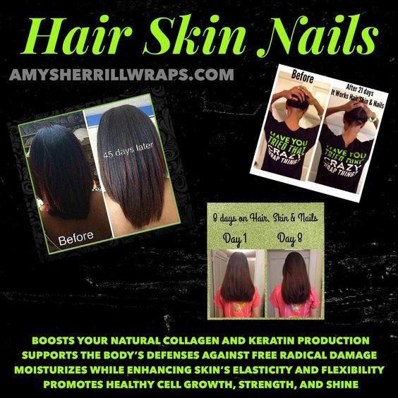 Hair Skin Nails, amysherrillwraps.com