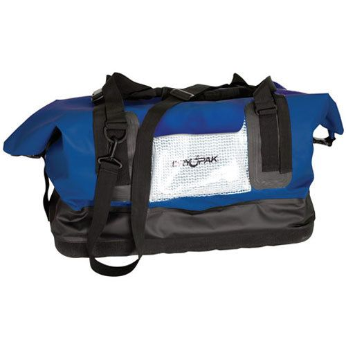 Dry Pak DRY PAK Waterproof Duffel, LG, (4270 cu.In., 70L), Blue