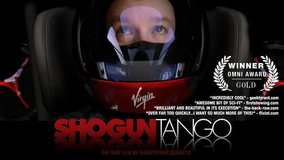 "SHOGUN TANGO from Christopher Desantis - ""Every December 25th a land race is held in New Bonneville California. Only the fastest and most powerful vehicles can handle the grueling conditions.The official race title is, The Bonneville Classic 5000. But the world has come to know it as The Shogun Tango."""
