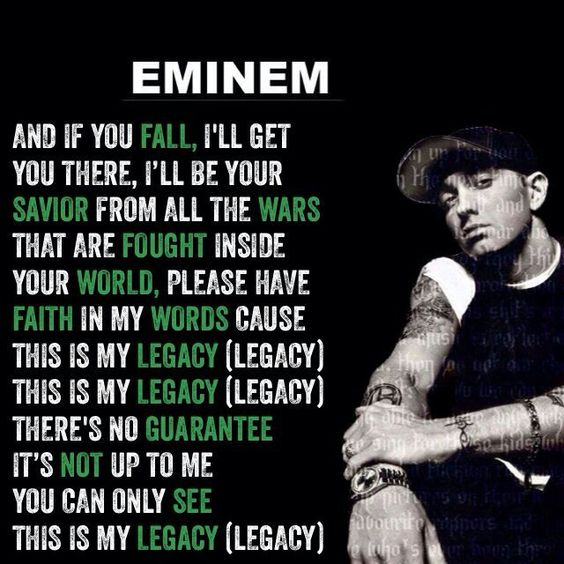 Eminem Song Lyric Quotes: The O'jays, Love This And Love On Pinterest
