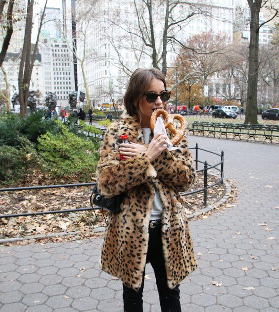 Lizzy van der Ligt - Stylist & Blogger