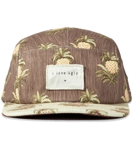 Pineapple cap from super rad new NZ label: I_love_ugly_hats_2_1