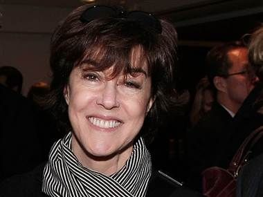 Nora Ephron, the celebrated screenwriter and director, died of leukemia Tuesday evening in New York. (photo: Jemal Countess / WireImage)
