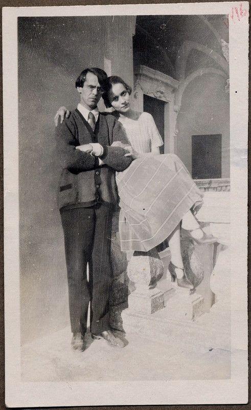 Nina Berberova and Vladislav Khodasevich: