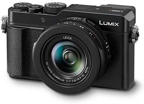 Panasonic Lumix Lx100 Ii Large Four Thirds 21 7 Mp Multi Aspect Sensor 24 75mm Leica Dc Vario Summilux F1 7 2 8 Lens Wi Fi Compact Camera Panasonic Lumix Leica