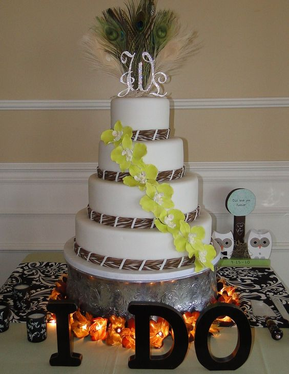 Wedding Cake Orlando Facebook Pages Cakes