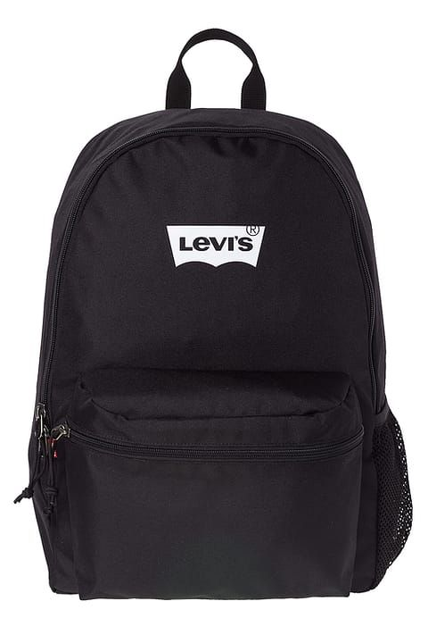 Levi S Plecak Regular Black Zalando Pl Black Backpack Levi Backpacks